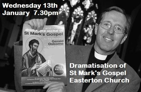 Gerald Osborne Easterton Mark's Gospel
